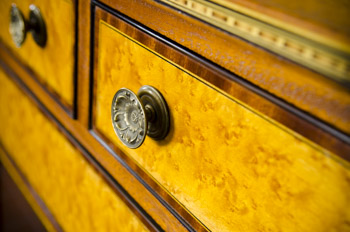 Banded And Inlaid Drawer